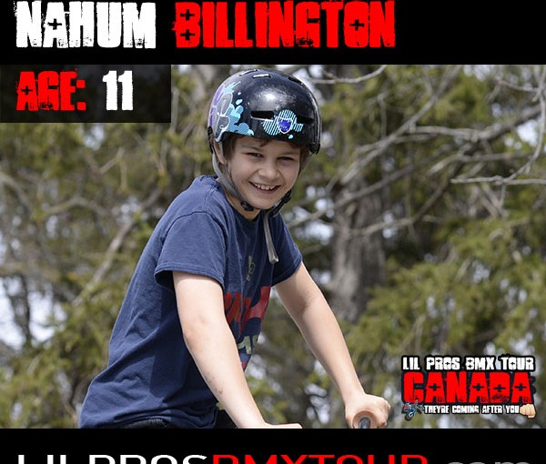 Featured Lil Pros for Canada's Session at Joyride 150