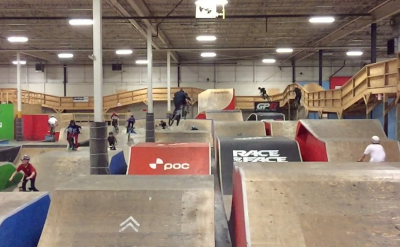 New Video! Lil Pros Tour Canada – Joyride 150 Indoor Bike Park – Toronto, Ontario