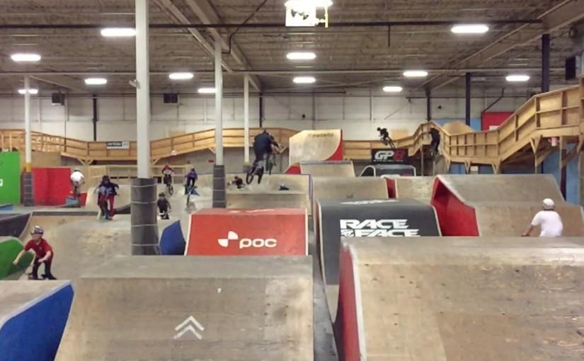 New Video! Lil Pros Tour Canada – Joyride 150 Indoor Bike Park – Toronto, Ontario