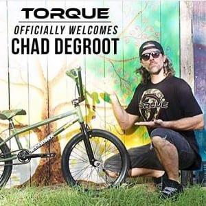 Chad DeGroot, BMX Plus, Karl Poynter