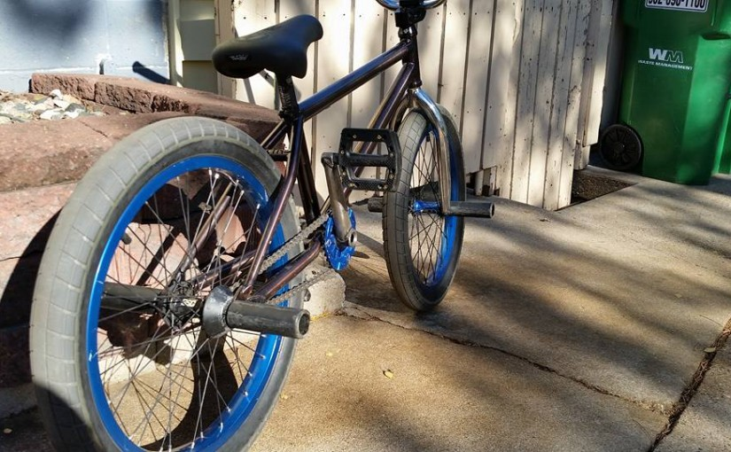 Trey DeShawn Young Bike Check
