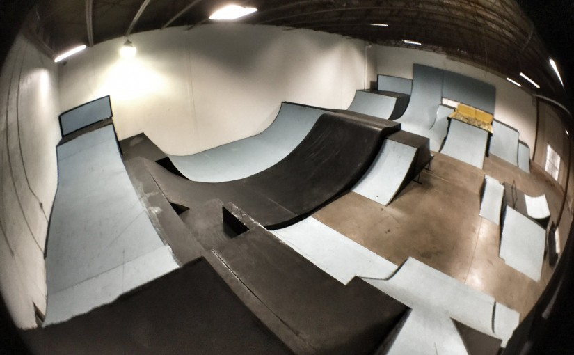 The Factory 24 Hour Indoor Bike Park