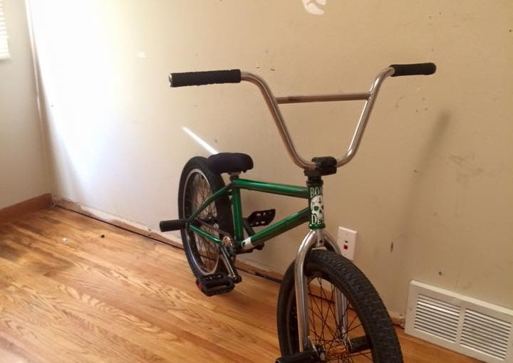 Alex Joe Plunge Bike Check