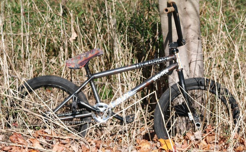 Ian Ross Bike Check