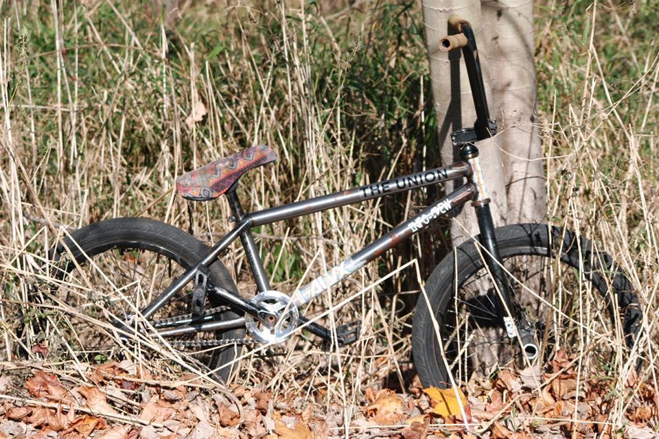 Ian Ross Bike Check - InterBMX - Bike Checks, Minnesota - Local BMX