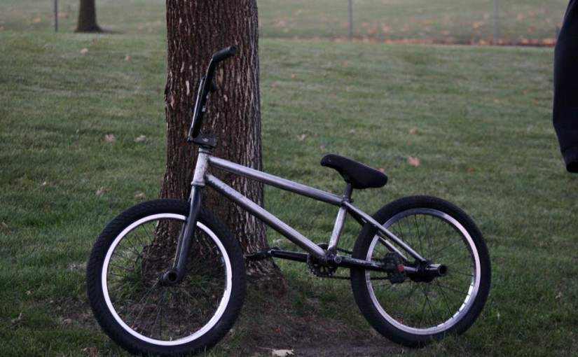 Joey Bounphalaksa Bike Check