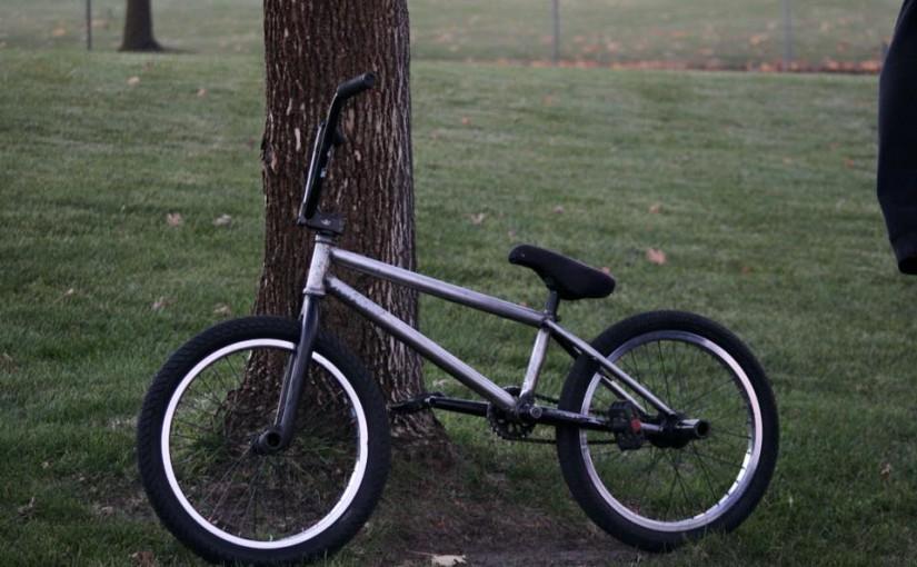 Joey Bounphalaksa Bike Check