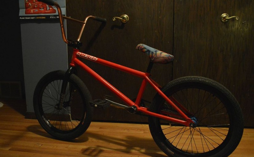 Alex Ayers Bike Check