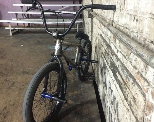 Jake Whitney Bike Check