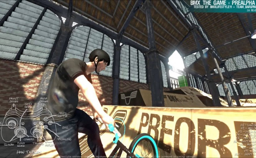 BMX The Game Gameplay