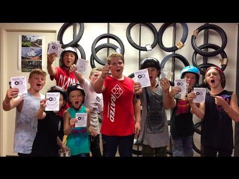 Lil Pros BMX Tour AUSTRALIA: Day 1 – Ride On Skatepark – Brisbane, Queensland