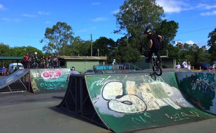 Lil Pros BMX Tour AUSTRALIA: Day 2 – Beenleigh Skatepark, Queensland