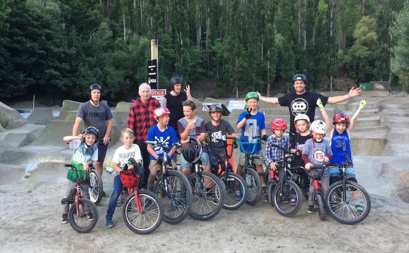 Lil Pros Tour New Zealand – The Iconic BMX Trails of Queenstown – Gorge Road