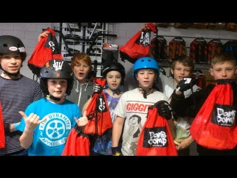 Lil Pros UK BMX Tour – Day 2 – Prevail Skatehouse – Poole, England