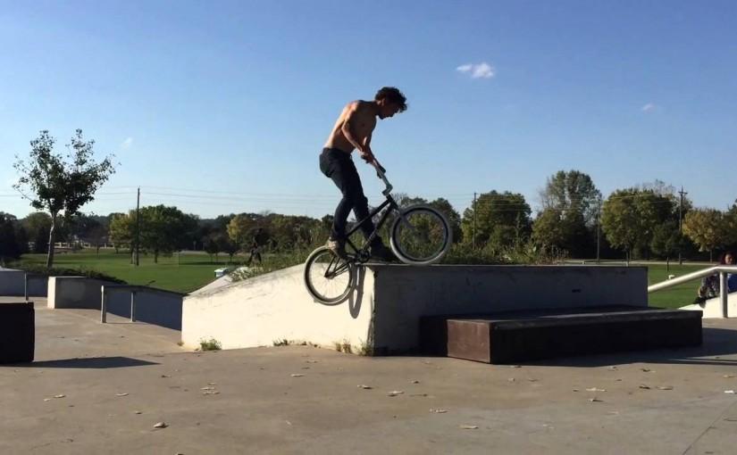 Robert Turpin 2015 BMX