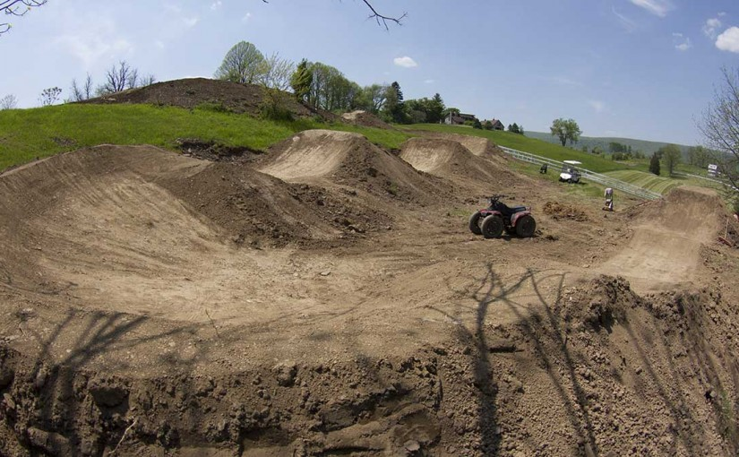 New Big Dirt Jumps for 2016