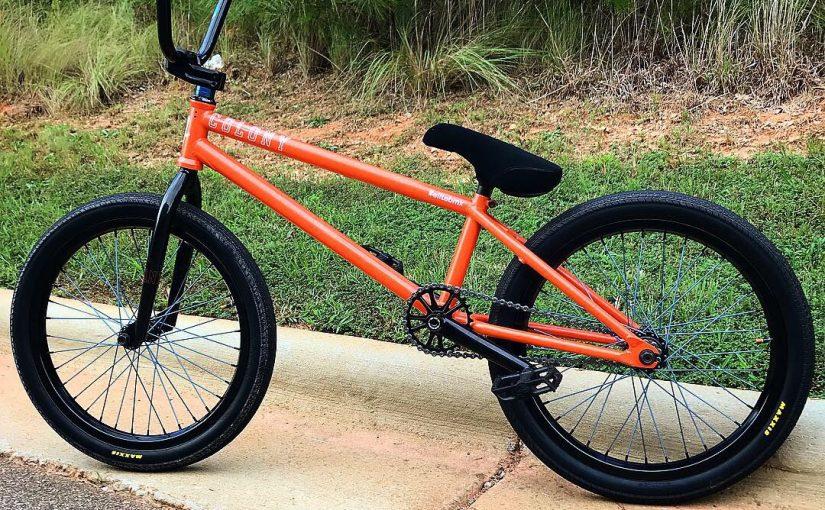 Marin Rantes bike check