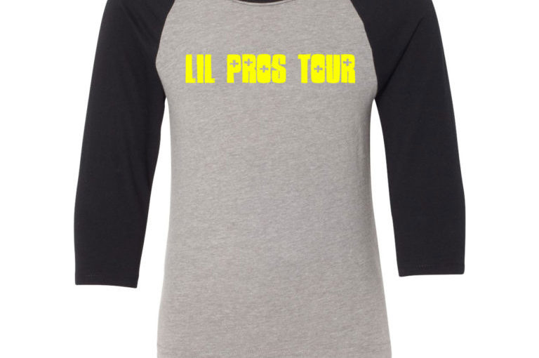 Finally! Lil Pros Tour Clothing Now Available! 40% OFF TODAY ONLY CYBER MONDAY