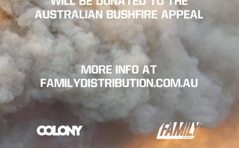 Bush Fire Appeal update…