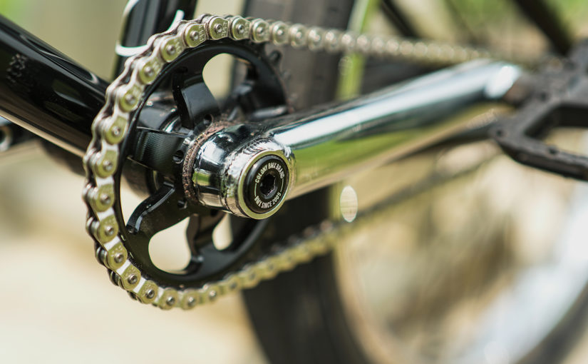 WHAT SIZE BMX CRANKS DO YOU NEED?
