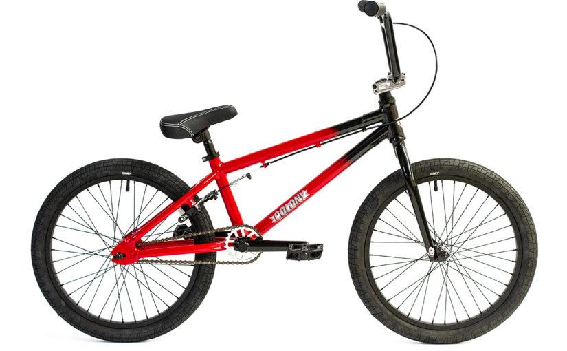New Horizon Bike Colours