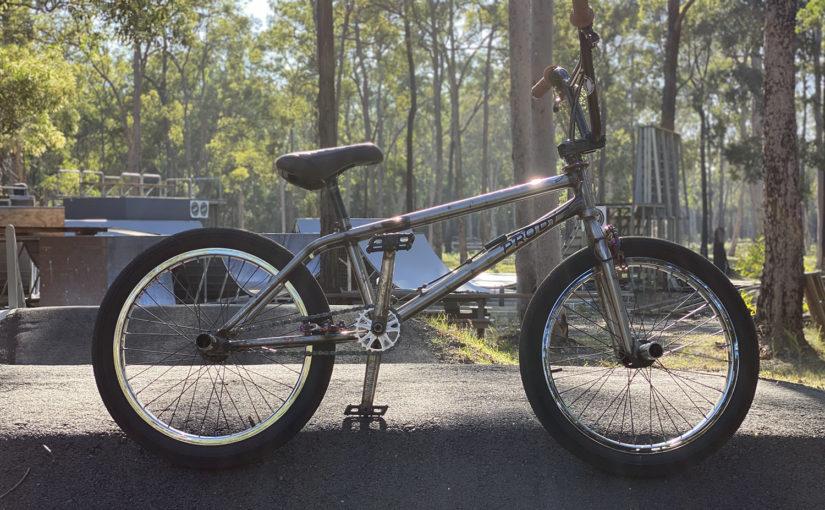 "Clint Millar ""Prody"" Bike Check"