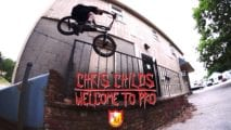 Chris Childs: Welcome to Pro!
