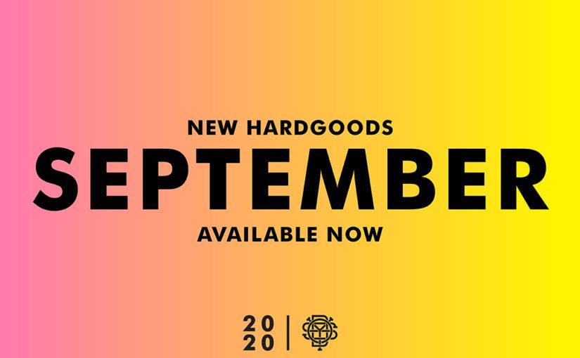 New Hardgoods: September 2020