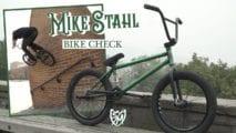 S&M BMX – Mike Stahl Bikecheck!