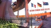 Bevan Cowan International Selfie 2020!