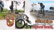 S&M Slidepipe Stunt Team 101!