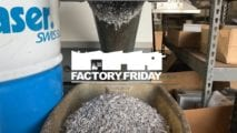 Factory Friday – CNC Machined!