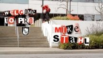 Mike Stahl – Welcome to Pro!
